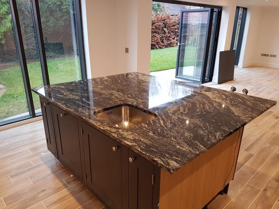 Image result for Granite worktops