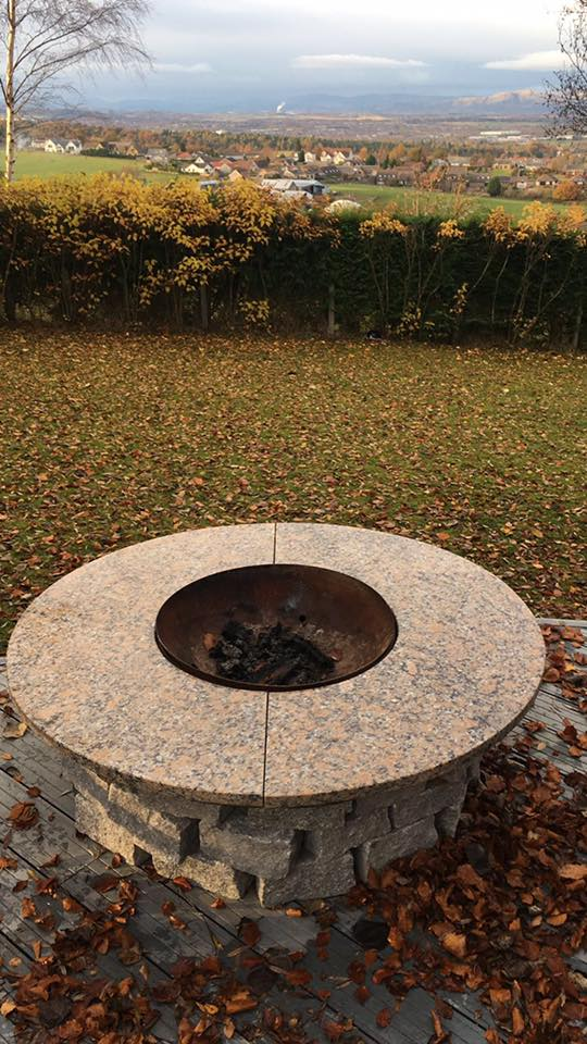Outdoor uses for Granite - Omega Stone